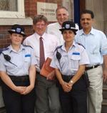 North Twickenham and St Margarets Police and local councillors