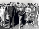 JAYNE MANSFIELD OPENS CHISWICK FLYOVER
