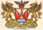 THE COAT OF ARMS OF BRENTFORD AND CHISWICK