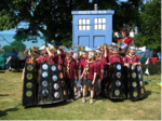 Daleks conquer the Scouts