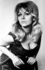 A young Ingrid Pitt