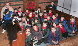 1st St Margarets Cubs at All Souls