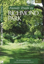 Book Cover - Family Trails in Richmond Park