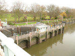 richmond lock from the top