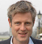 Zac Goldsmith, MP