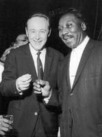 Chris with Muddy Waters