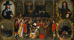 Charles I's execution