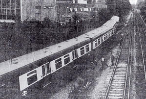 St Margarets Rail Accident
