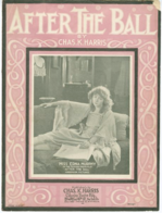 After the Ball Sheet Music
