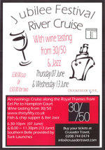 Poster - Royal Thames River Cruise