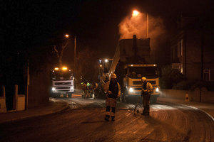 St Margarets road resurfacing