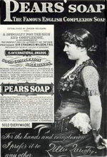 Lillie Langtry Advert