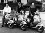 TWICKEREE Thames Valley Vespa club
