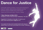 dance for justice