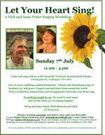 July Prater workshop