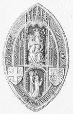 The seal of the Monastery of Sion