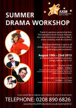 Summer Drama Workshop 2013