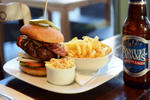 royal oak teddington burger