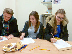 A Headstart Uni money workshop for teenagers