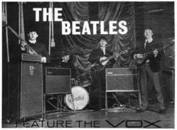 Beatles and Vox