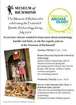 Festival of Arch Flyer