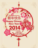Chinese newyear 2014