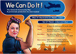 Isleworth Community Play   We Can Do It poster
