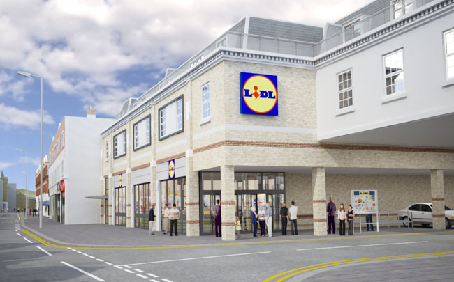 LIDL-Richmond-Road An Application Letter To A Supermarket on sample for employment, writing format, teacher job, for job vacancy,