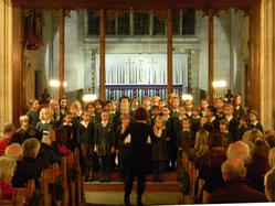 Sheen Mount School Choir