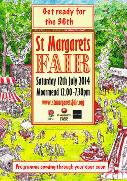 St Margarets Fair comingsoon 2014