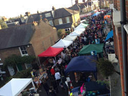 crown road xmas fair 2014