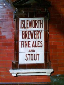 Isleworth Brewery livery