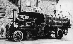Isleworth Delivery Truck