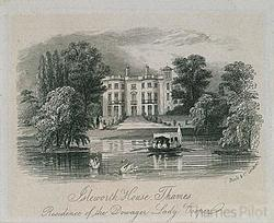 Isleworth House   Print