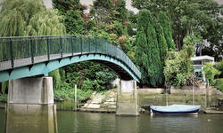 Bridge to Eel Pie