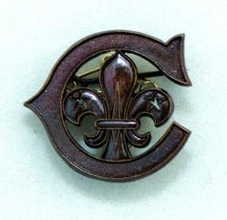 Cornwell Scout Badge