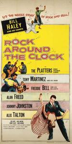 Poster of the movie Rock Around the Clock
