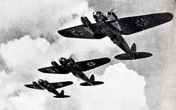 German bombers