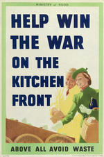help win the war on the kitchen fron