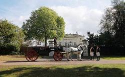 Richmond Park horse drawn carriage rides