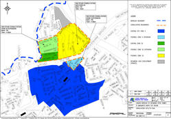 St Margarets CPZ S Consultation Diagram
