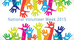 2015 Volunteer Week Thank You