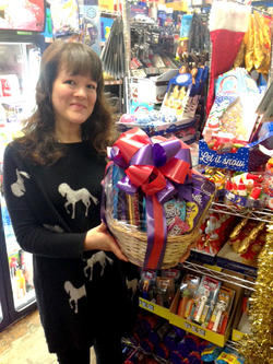 kate cadbury hamper