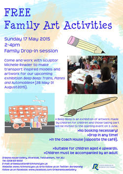 orleans family event 17May