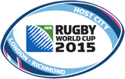 rugby world cup logo 2015