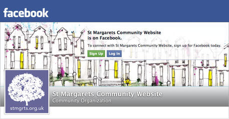 stmgrts is now on facebook