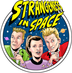 strangenessinspace