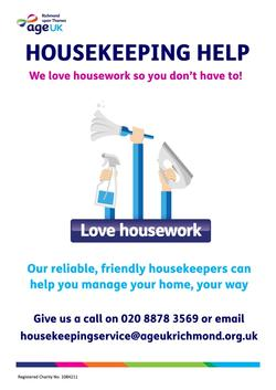Age Richmond Housekeeping