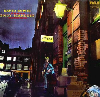 ziggy album cover front