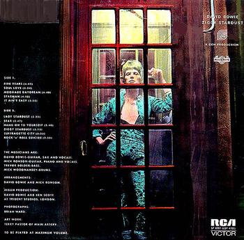 ziggy stardust album back